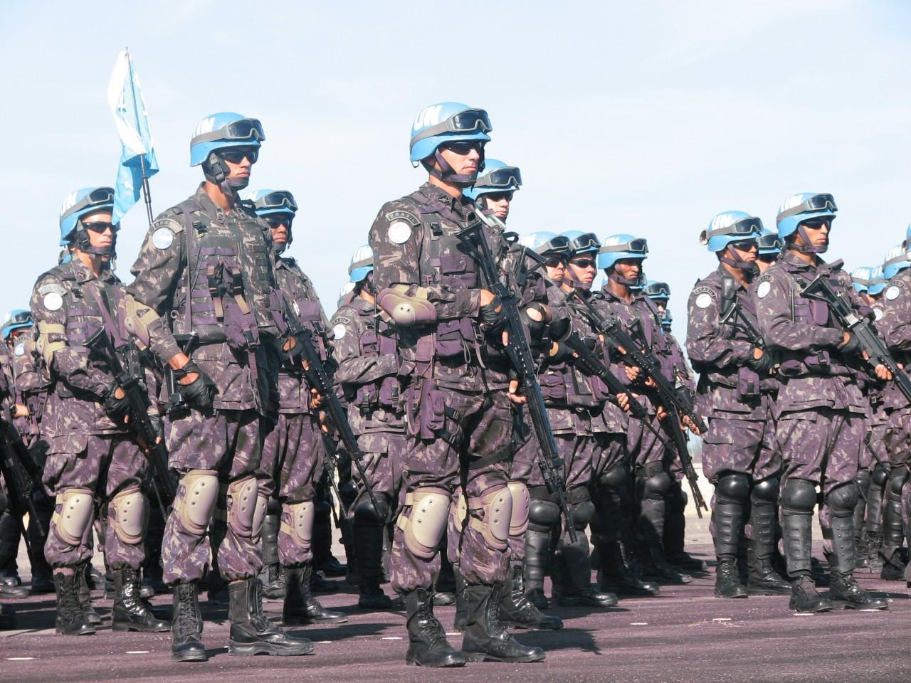 FN no Haiti