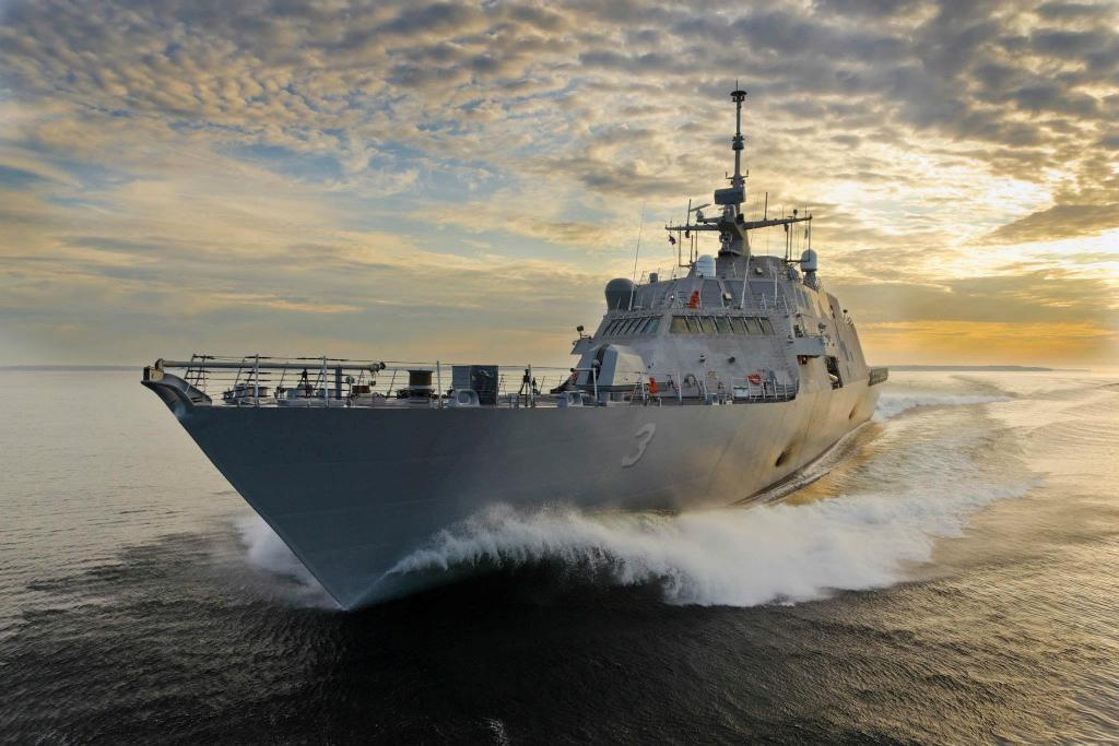 USS Fort Worth LCS-3