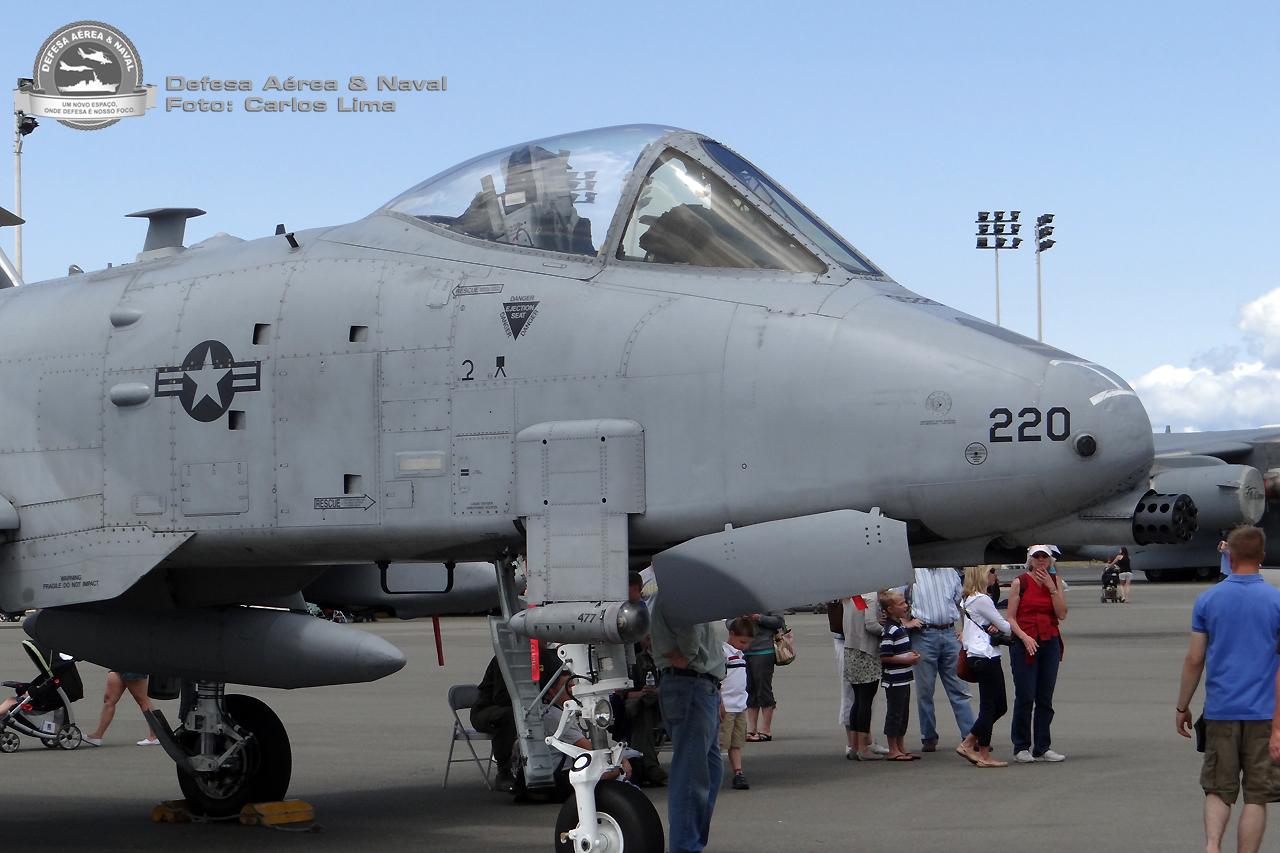 A-10 - McChord Air Expo 2012-06