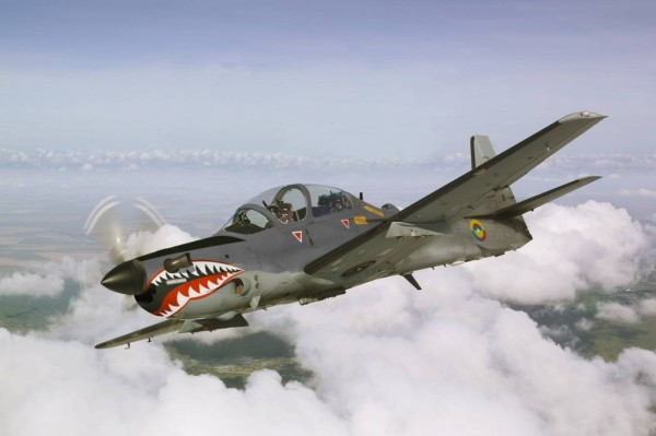 A-29 colombiano