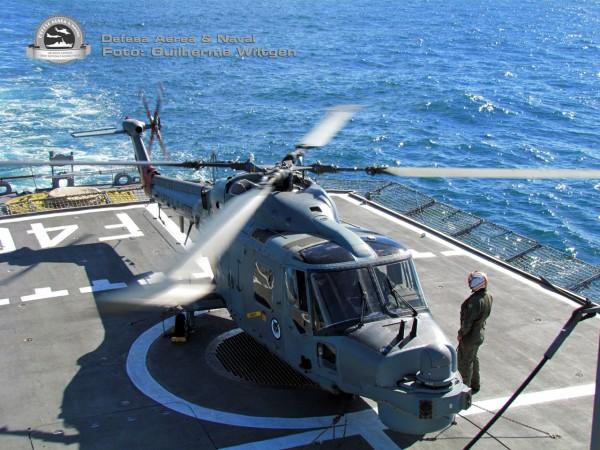 AH-11A Super Lynx F Niteroi (F 40)