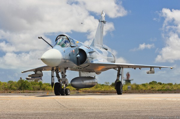 Dassault Mirage 2000C da Fora AŽrea Brasileira