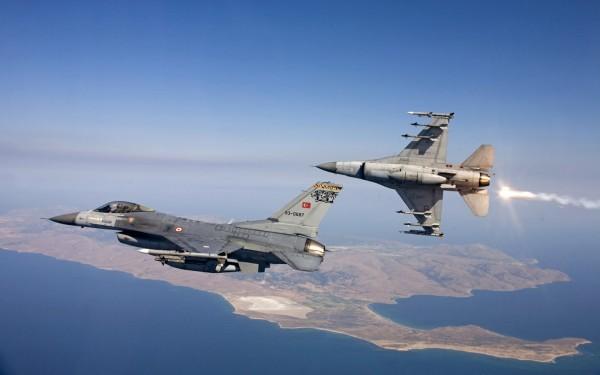 Turkshi F-16
