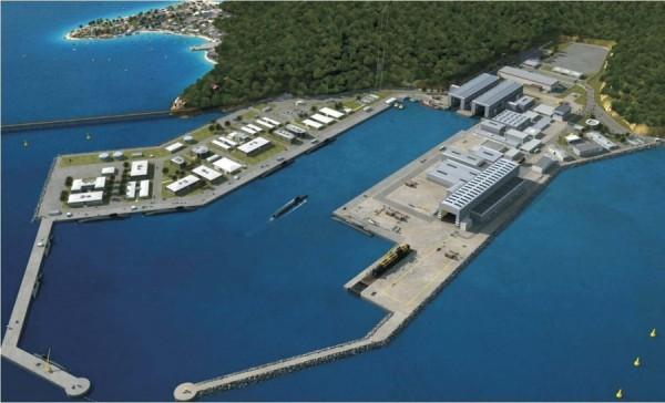 base de submarinos de itaguai