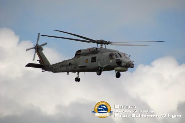 MH-16 Seahawk N-3035