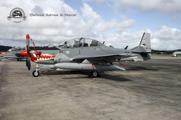 A-29 Super Tucano_Indonésia_01