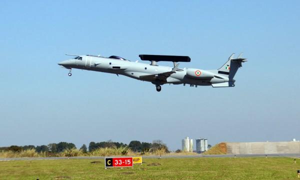 EMB 145 AEW&C Índia