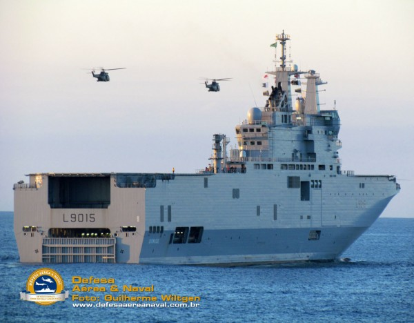 BPC Dixmude_Mistral Class