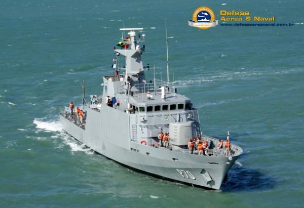 NPa Macaé 1 - Foto: Marinha do Brasil