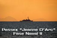 Passex-Jeanne-D'Arc-Fase-Naval-II
