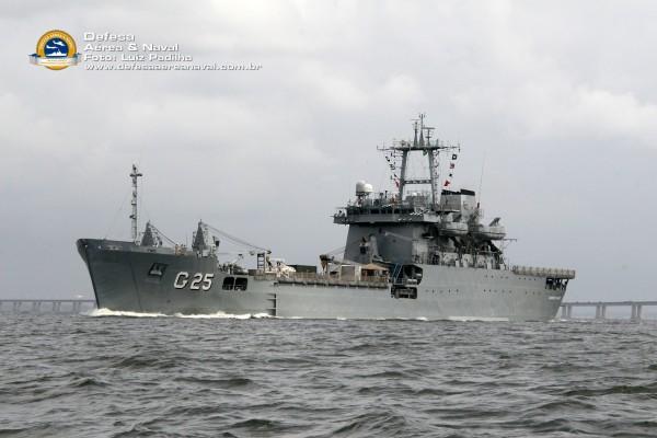 NDD Almirante Saboia - G 25