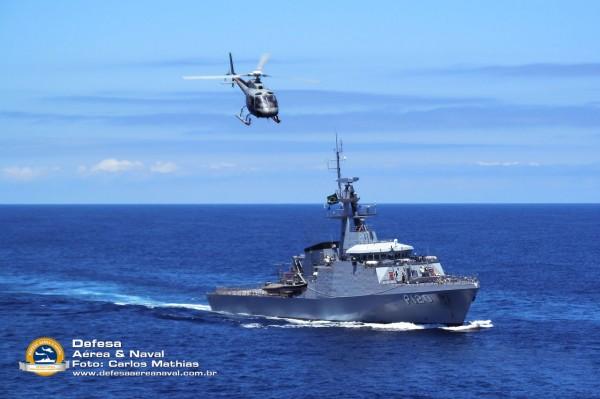 NaPaOc Amazonas(P120) e UH-12
