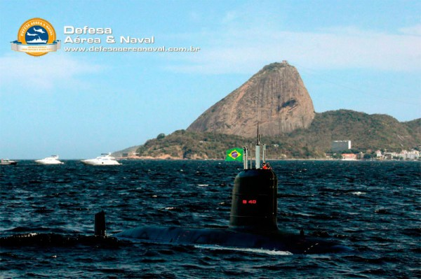 Submarino Riachuelo S40