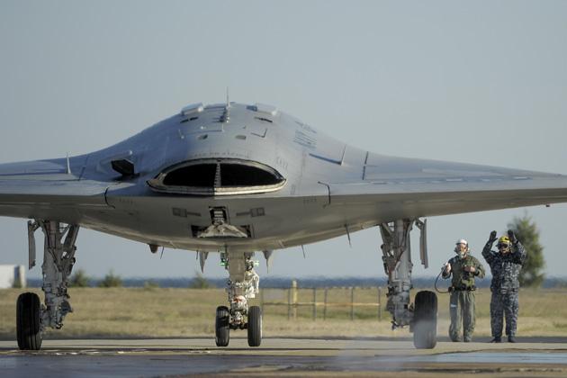 Drone X-47B US Navy