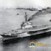 NAeL Minas Gerais (A-11) deixando o porto de Rotterdam