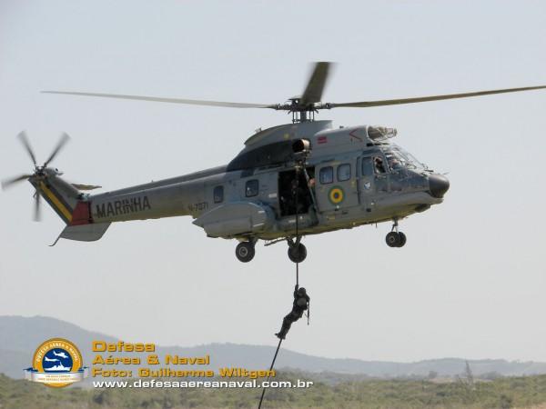 UH-14 Super Puma (HU-2)