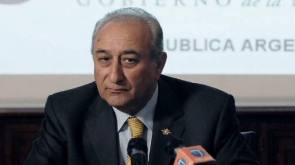 Ministro da Defesa da Argentina - Arturo Puliccelli