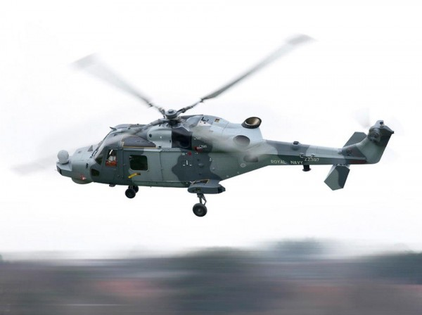 RN AW159 Lynx Wildcat