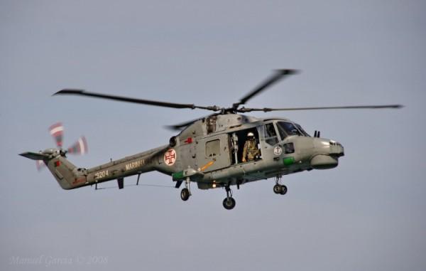 Super Lynx Mk 95