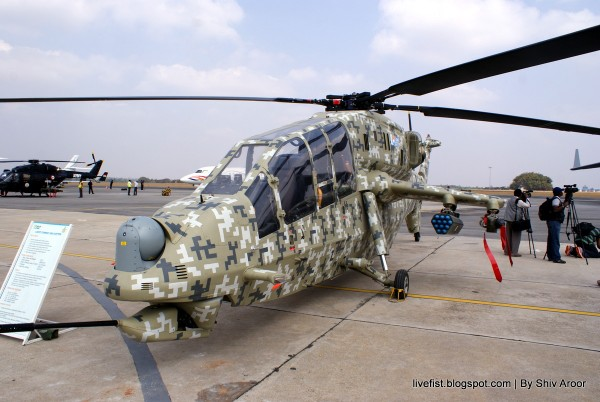 Indian Light Combat Helicopter