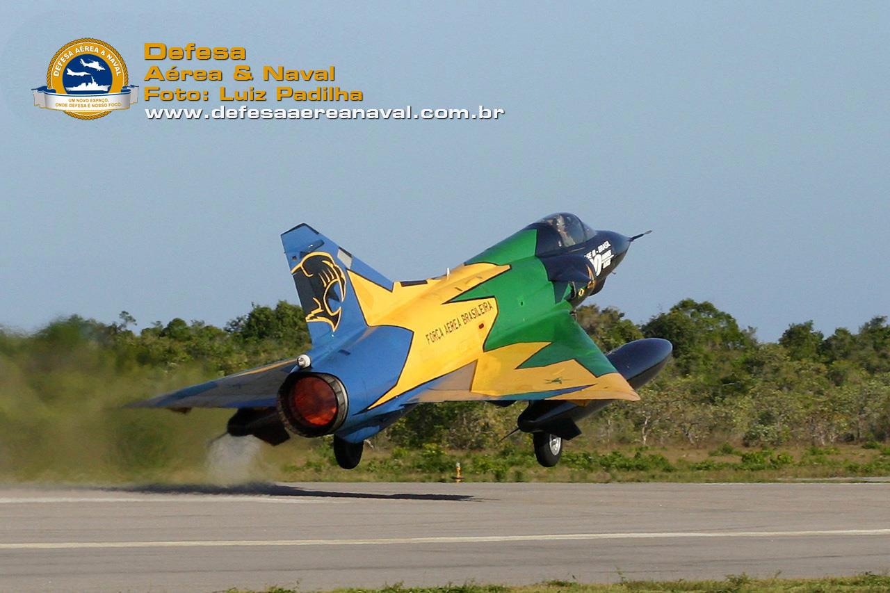 Mirage III - 30 anos na FAB