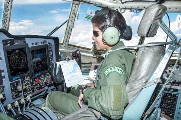 1ª Tenente Aviadora Joyce de Souza Conceição_santos