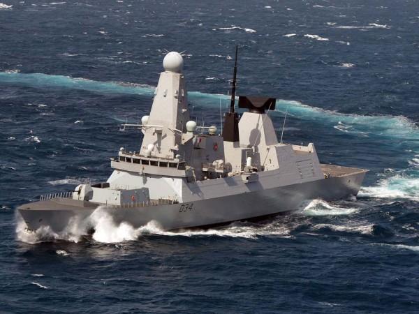 HMS Diamond (D 34)