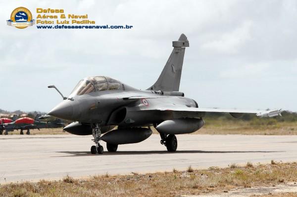 Rafale - Dassault no Brasil