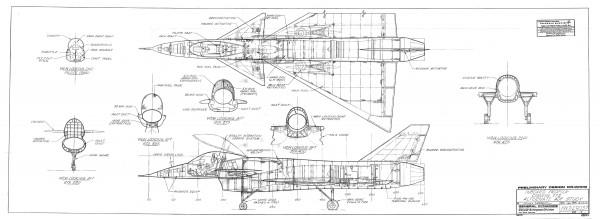 Configuração alternativa proposto pela LM para a ocmpetição do caça de ataque leve da USAF. 1971