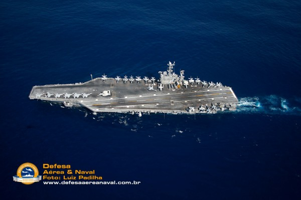 CVN 73 USS George Washington