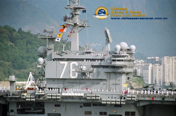 CVN 76 USS Ronald Reagan