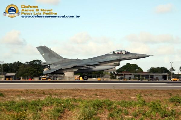 F-16 Block 50 Chileno