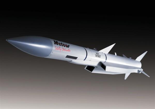 Boeing Member of Winning United Kingdom Missile Team
