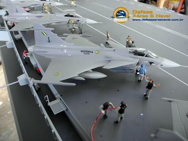 Sea Gripen 3- NAe São Paulo