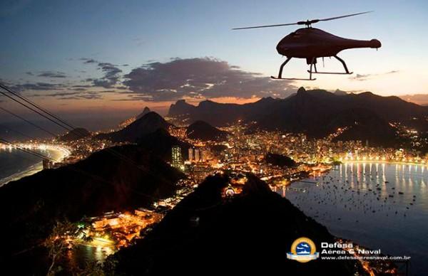 Skeldar Rio (photo montage)