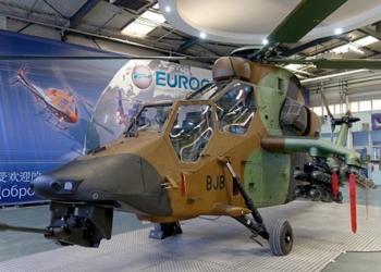Helicóptero Tiger HAD