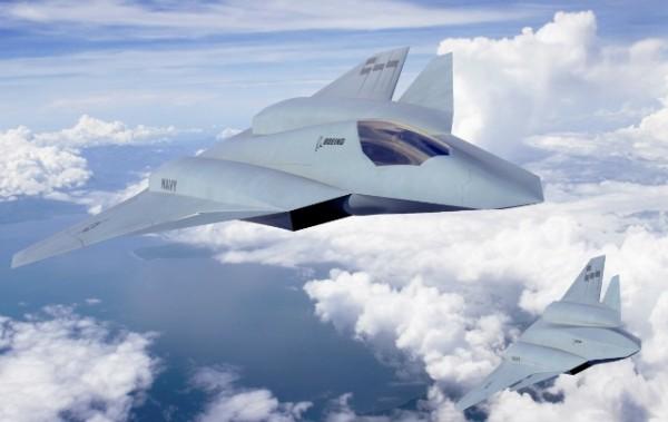 Boeing 6th Gen Concept