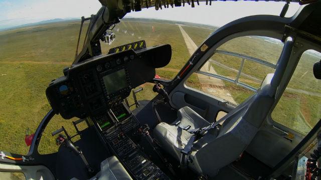 EC-145 Não Tripulado