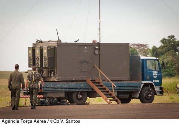 Veículo de Comando da FAB