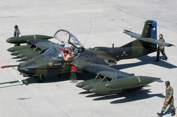 A-37B_Dragonfly__605_Chile