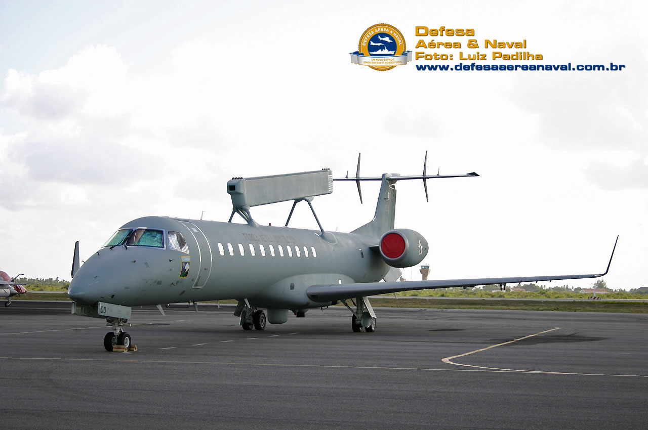 E-99 da FAB - Futuro parceiro do Gripen E/F  no Brasil