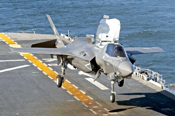 F-35B dos Marines