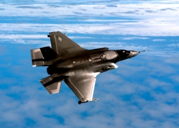 F-35B em Vôo