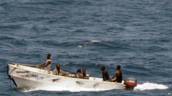 Piratas no Golfo da Guiné