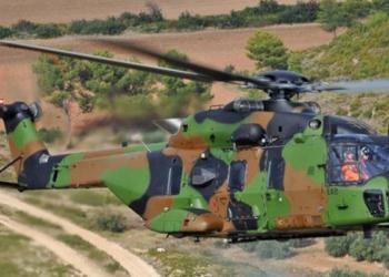 NH-90 de Transporte Tático do Exército Francês