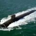 USS Minnesota em provas de Mar