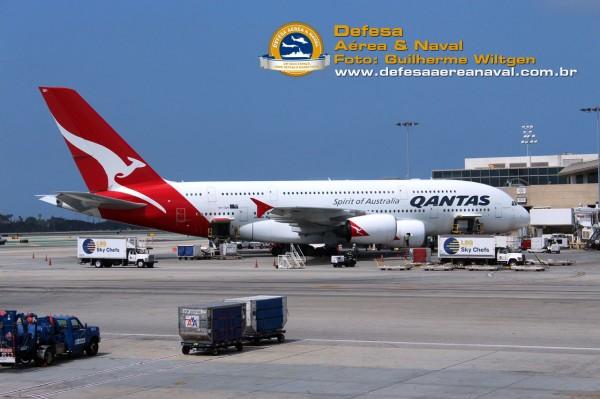 A-380 Qantas