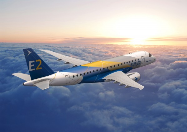 E-Jet 175 E2