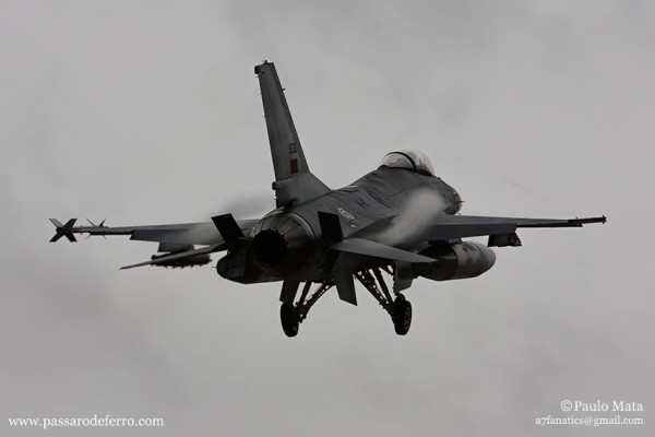 F-16 Romeno - ex. FAP