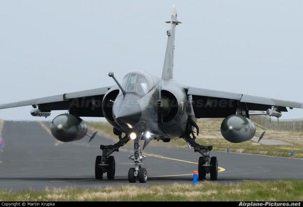 Mirage F1 espanhol